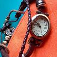 Отдается в дар Часы с браслетом женские