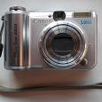 Отдается в дар Цифровой фотоаппарат Canon PowerShot A610