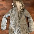Отдается в дар Куртка парка 40-42