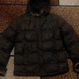 Отдается в дар Женская зимняя курточка-М.