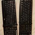 Отдается в дар Две рабочие клавиатуры