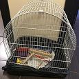 Отдается в дар Клетка для попугая