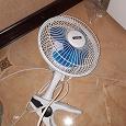 Отдается в дар Мини вентилятор
