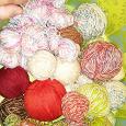 Отдается в дар Нитки для вязания