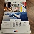 Отдается в дар Настольный календарь 2021