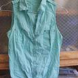 Отдается в дар Летняя блузка-безрукавка