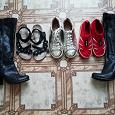 Отдается в дар Женское. Обувь 37 размера
