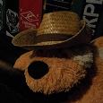 Отдается в дар Шляпа соломенная.