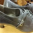 Отдается в дар Туфли TAMARIS женские, кожа, 39 размер.