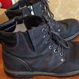 Отдается в дар Мужские зимние ботинки SPUR/Германия/размер 44росс./евро-45