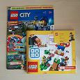 Отдается в дар Журнал детский LEGO CITY+ каталог LEGO 2020