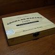 Отдается в дар Коробка из под сигар.