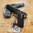 Отдается в дар Игрушечные пистолетики с пульками