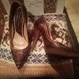 Отдается в дар Замечательные туфли новые р. 36