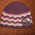 Отдается в дар Демисезонная шапка для девочки