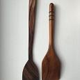 Отдается в дар Кухонные деревянные лопатки