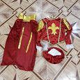 Отдается в дар новогодние костюмы на 3-4 г