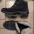 Отдается в дар женские зимние ботинки GEOX 36,5