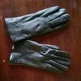 Отдается в дар перчатки кожа р 7