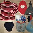 Отдается в дар Пакет детской одежды на мальчика 2-4 года