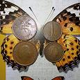 Отдается в дар Монеты. Нидерланды 1 и 5 cent