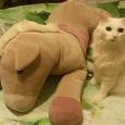 Отдается в дар Мягкая игрушка-подушка