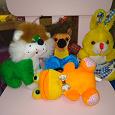 Отдается в дар Мягкие игрушки для детей
