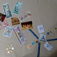 Отдается в дар Дар «неделька № 56» для коллекционеров))) (марки, монеты, календарики, боны, жетон, сахарки и магниты)
