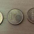 Отдается в дар Три евроцента Испании