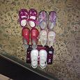 Отдается в дар Детская обувь для девочки 21-22 разм.
