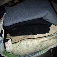 Отдается в дар Беременная кошка в мешке, одежда для беременных