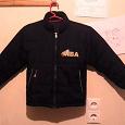 Отдается в дар Детская зимняя куртка р. 116