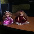 Отдается в дар Фарфоровые куколки-малышки