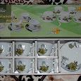 Отдается в дар Чайный сервиз из 12 предметов «Vitropal»