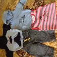 Отдается в дар Детская одежда размер 80-86