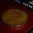 Отдается в дар Монетка египетская