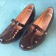 Отдается в дар Нарядные туфли для девочки