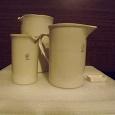 Отдается в дар набор керамической посуды(техническая)