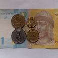 Отдается в дар Монеты и бона Украины!
