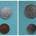 Отдается в дар Монетки из карманов: фунты, пенсы, рэнды, франки, кроны, лиры, стотинки