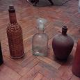 Отдается в дар Бутылки в коллекцию или для интерьера