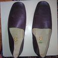 Отдается в дар Мужские кожаные туфли 46 размера