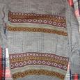 Отдается в дар мужской свитер 50 размер