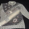 Отдается в дар свитер женский 56-60