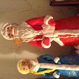 Отдается в дар Дед Мороз и Снегурка