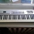 Отдается в дар Midi-клавиатура m-audio oxygen 49