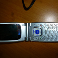 Отдается в дар Сотовый телефон «Samsung»раскладушка.