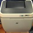 Отдается в дар Цветной принтер HP Color LaserJet 2600n