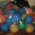 Отдается в дар Мячики для сухого бассейна