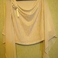 Отдается в дар Нарядная блузка 40-42.